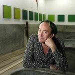 Patrick Blanc, président du jury 2015 © E. Sander