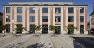 L'École nationale supérieure de la nature et du paysage de Blois (ENSNP) © C. Le Toquin – ENP