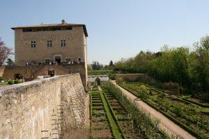 Douze jardins à thèmes, de la vigne aux légumes, en passant par les graminées © J.-F. Coffin