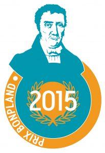 Logo prix Bonpland 2015
