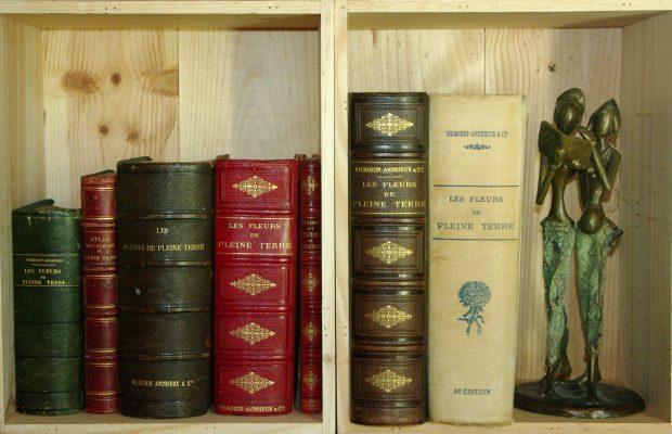 Le best seller « Les Fleurs de pleine terre » ont connu plusieurs éditions - © D.R.