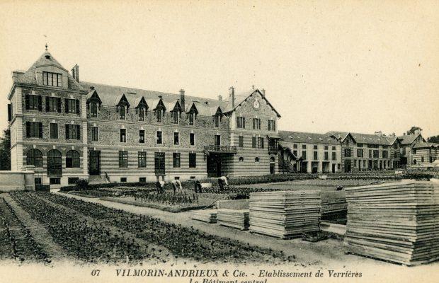 L'établissement à Verrières-le-Buisson - © D.R.