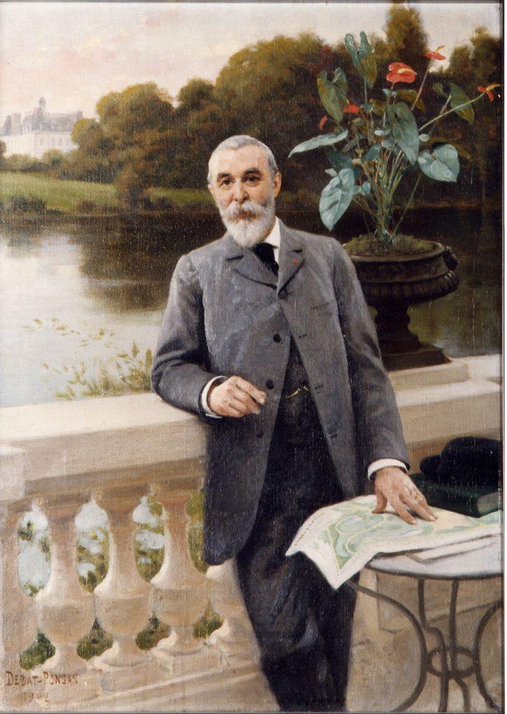 Edouard André par Édouard Debat-Ponsan 1847-1913 - © D.R.