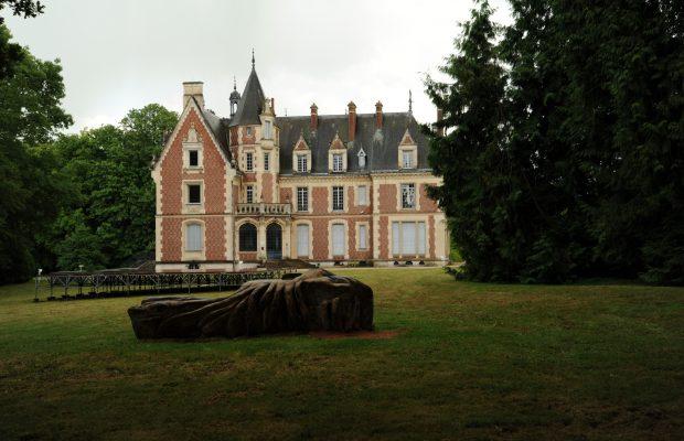 La propriété Vilmorin à Nogent-sur-Vernisson (Loiret) devenue aujourd'hui l'Arboretum des Barres - © D.R.