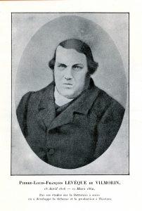 Pierre-Louis-François de Vilmorin (1816 -1860) - © D.R.