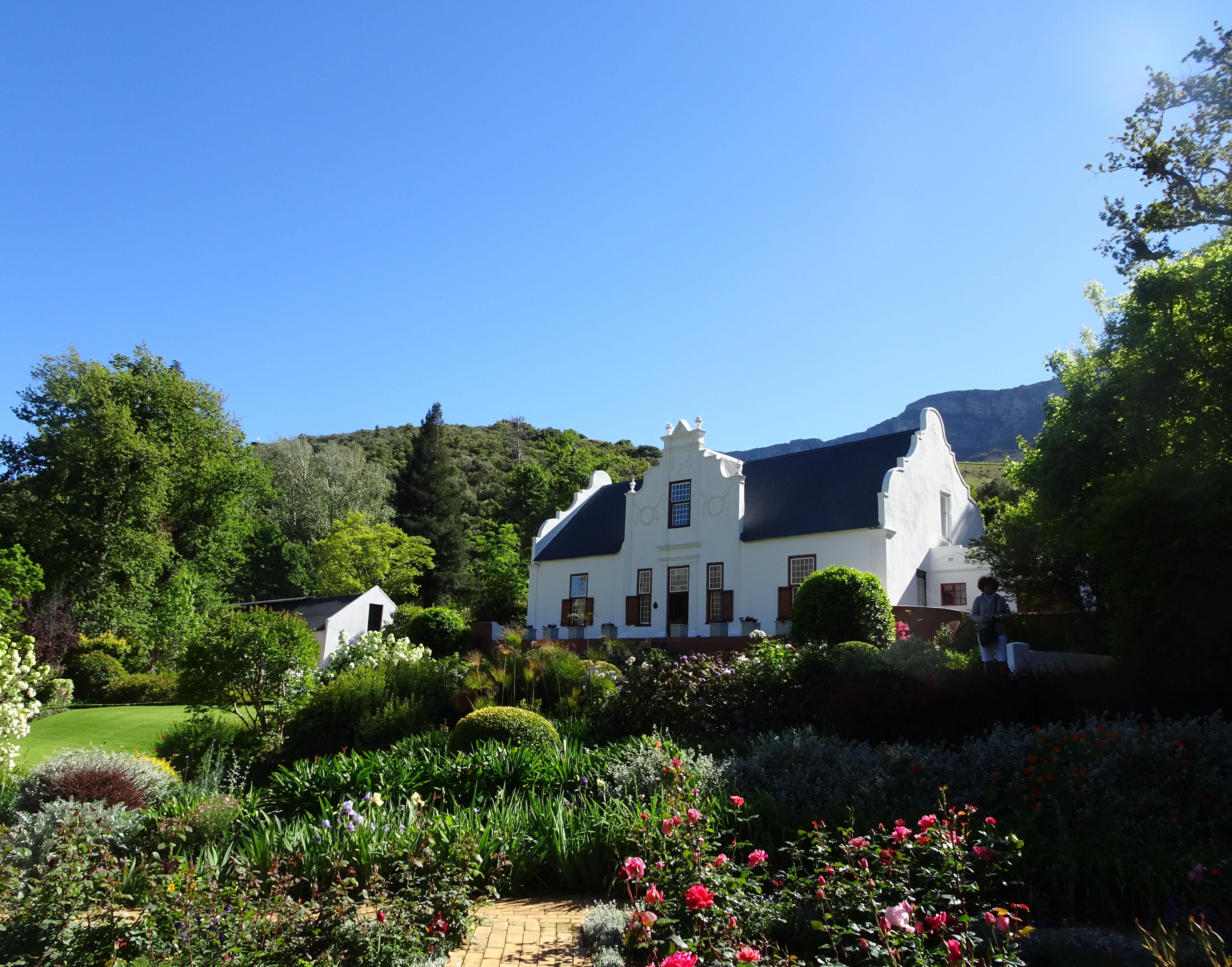 un jardin en afrique du sud old nectar ou la passion d une femme jardins de france. Black Bedroom Furniture Sets. Home Design Ideas