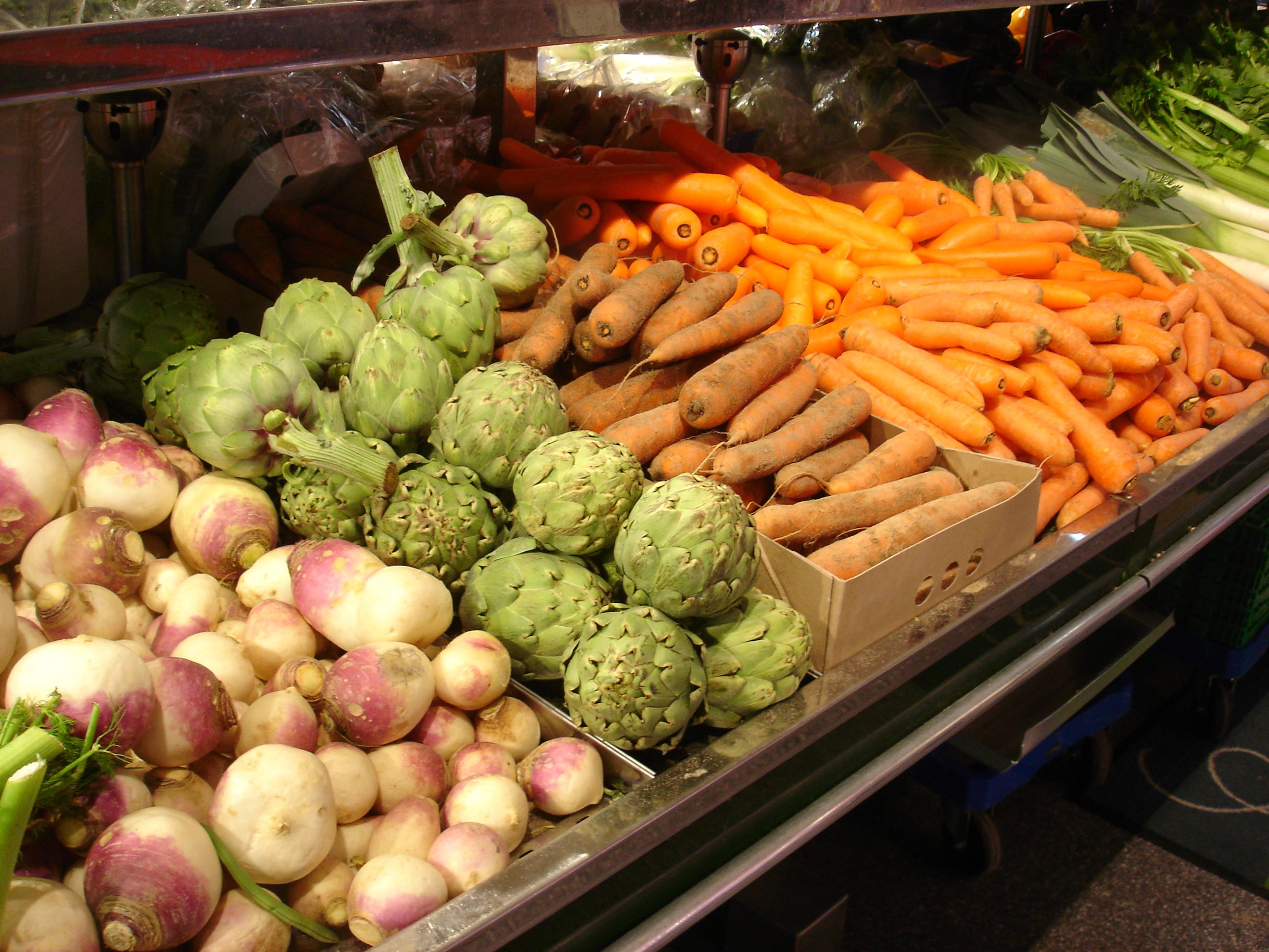 La recommandation qui met tout le monde d'accord : consommer une grande variété de fruits et surtout de légumes, en quantité ! - © J.-F. Coffin