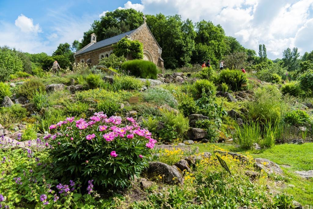 Les jardins botaniques du grand nancy et de l universit for Restaurant jardin botanique