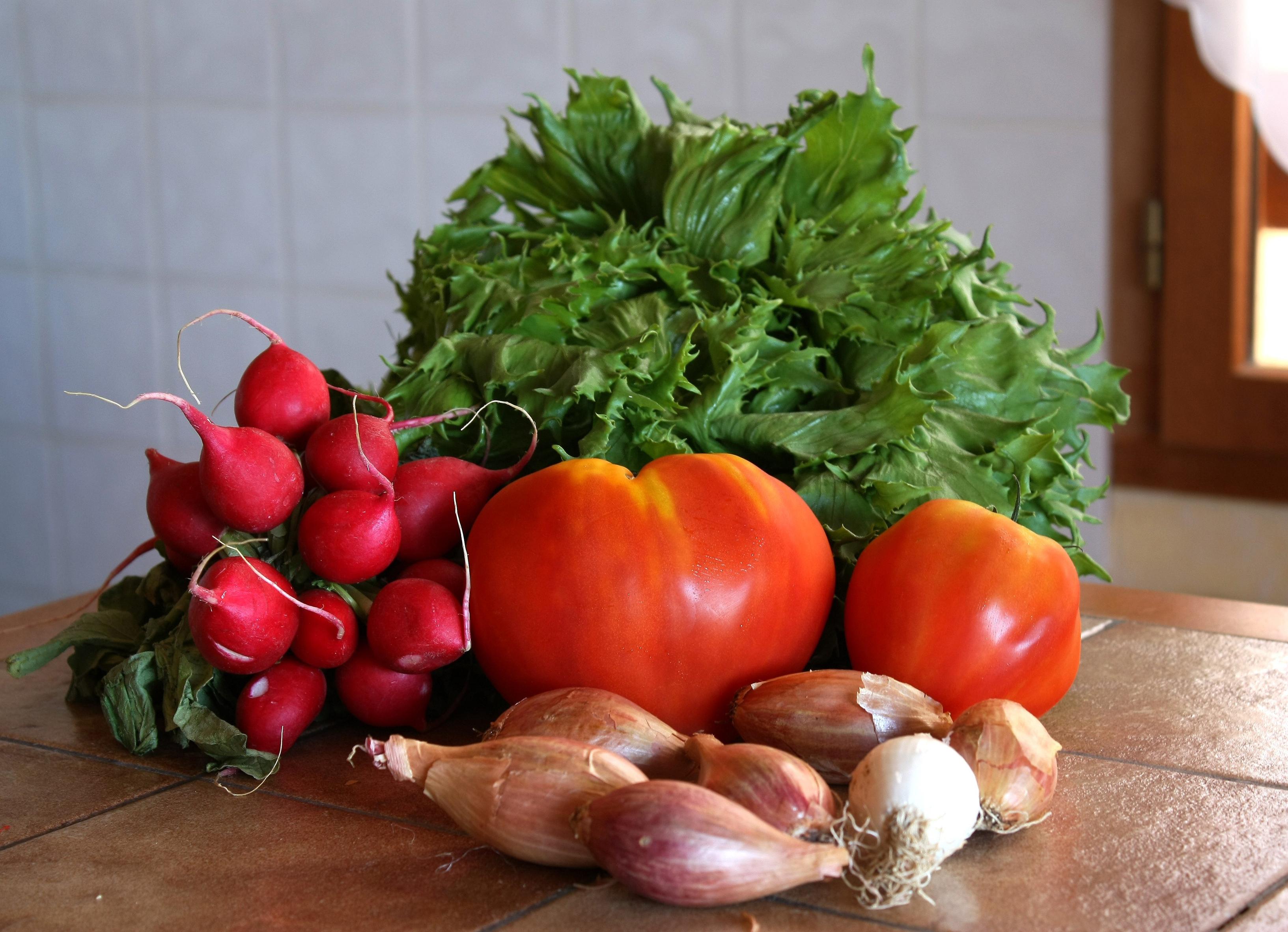 La conservation des produits frais peut conduire à une diminution des teneurs en micronutriments - © INRA