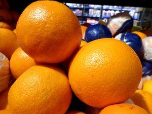 Les teneurs en vitamine C de l'orange n'ont quasiment pas varié depuis 60 ans, tout comme la pomme ou la tomate - © J.-F. Coffin