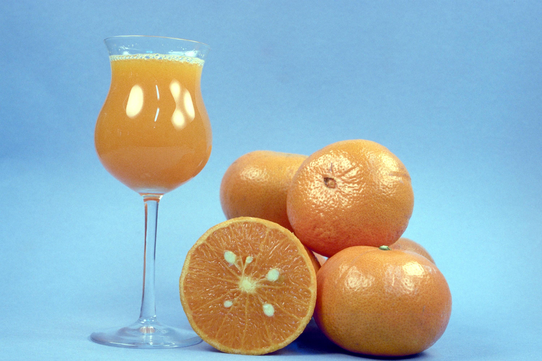 Les Français consomment plus de 23 litres de jus de fruits par an et par habitant © Camille Jacquemond – INRA Corse