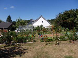 Le 2e prix attribué au jardin dePatrick Le Porhiel,Quéven (Morbihan) - © D.R.