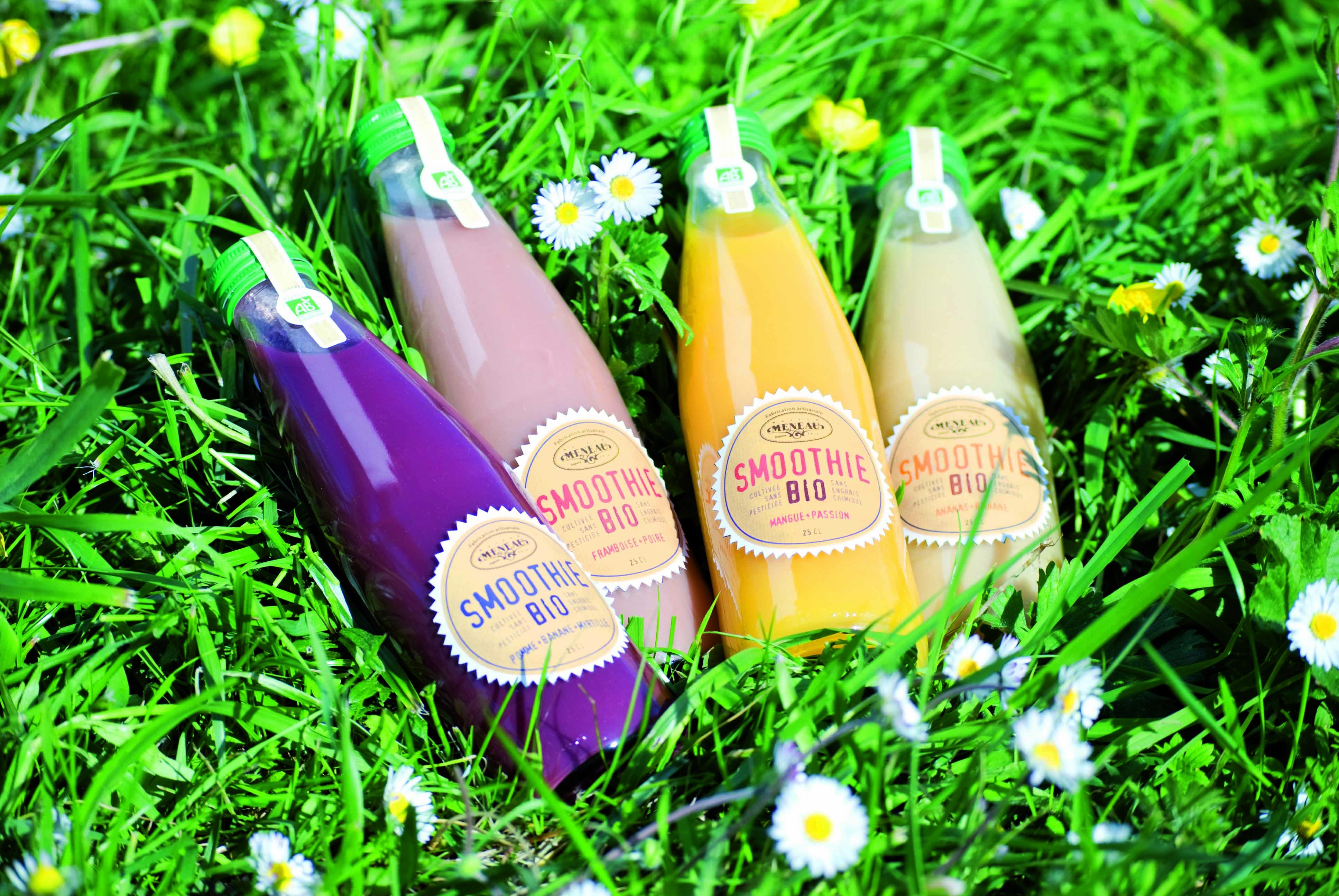 Les smoothies, une manière de consommer fruits et légumes venue des pays anglo-saxons - © D.R.
