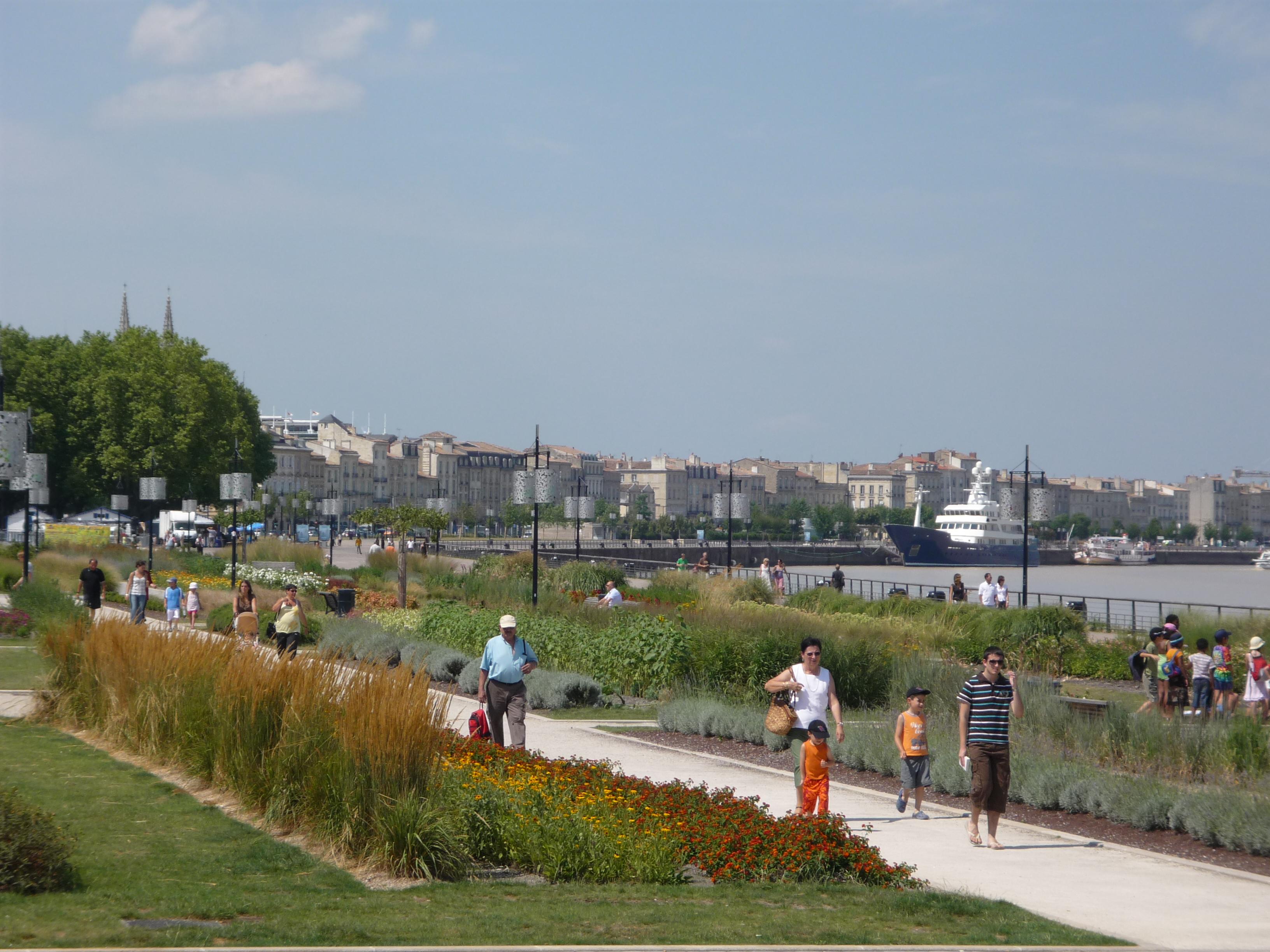 Les paysagistes et l 39 espace public une autre approche de for Les paysagistes