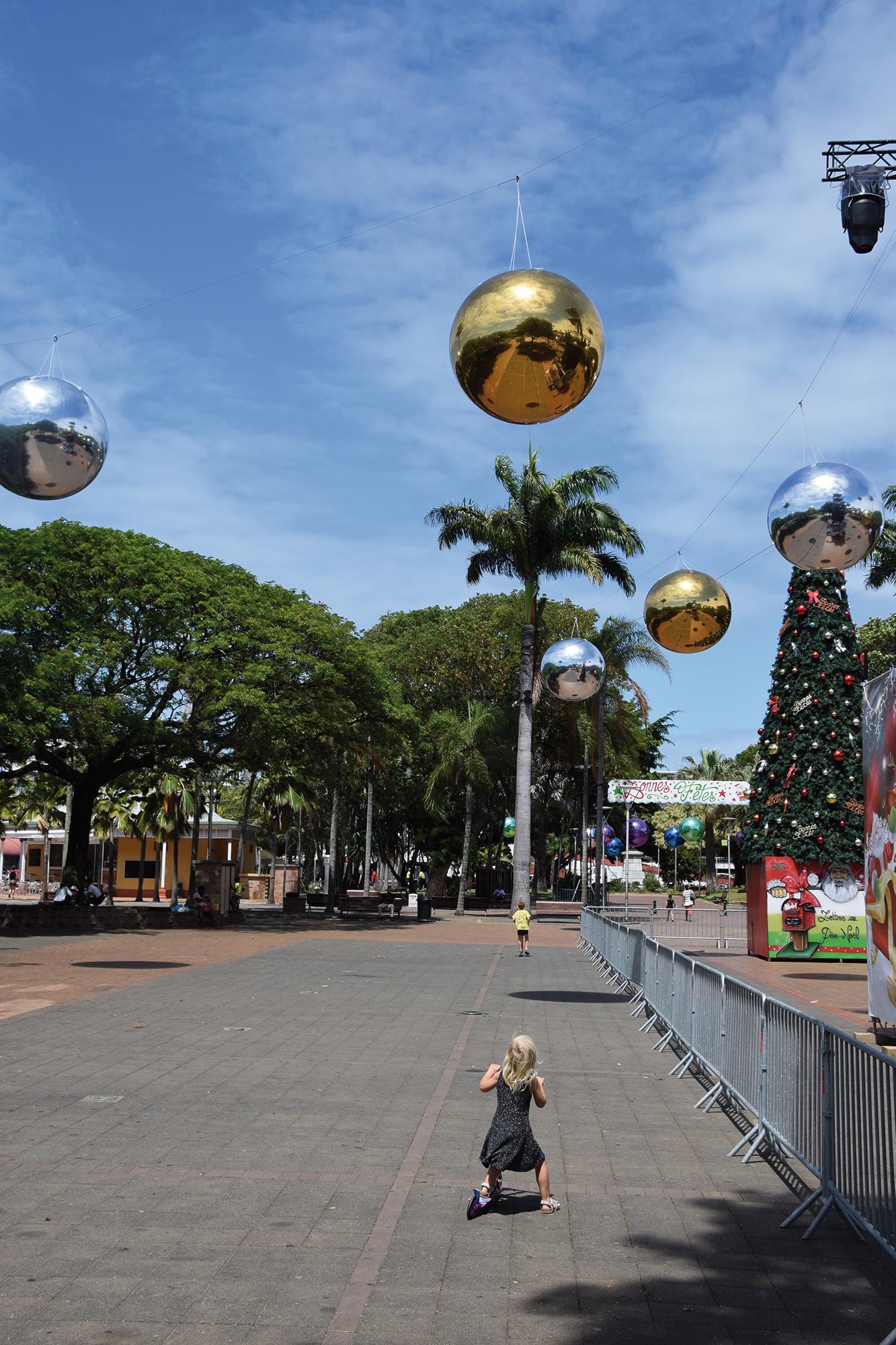 Noël à Nouméa - © G. Gateblé