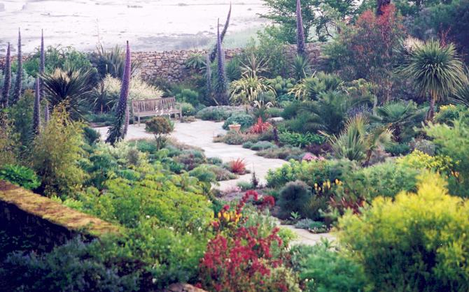 Jardin de pellinec id es d 39 images la maison - Jardin du pellinec ...