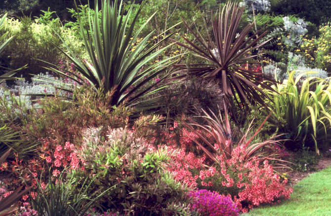 Les jardins du pellinec jardins de france - Jardin du pellinec ...