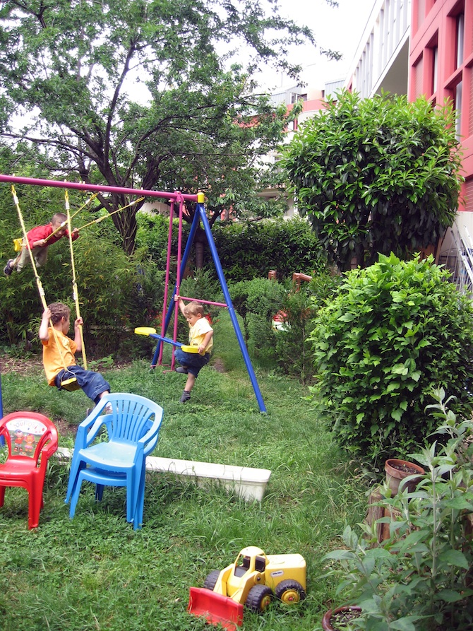 Habiter et cohabiter par l'intermédiaire de son jardin ...