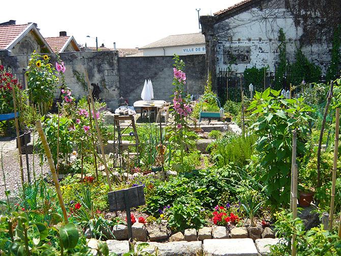 Les jardins partag s jardins de france for Les jardins en france